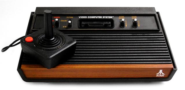 Atari Releases the Atari 2600