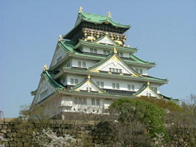 Capture of Osaka Castle
