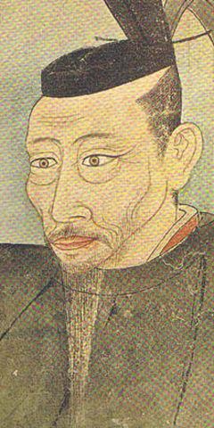 Hideyoshi took control
