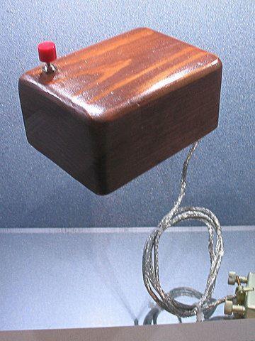 Primer prototipo del mouse