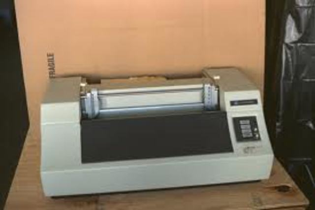 Centronics Model 101