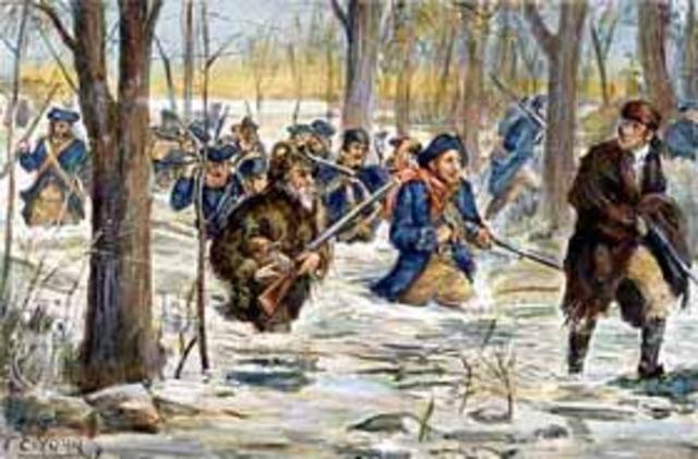 Battle of Vincennes/ Ft. Sackville