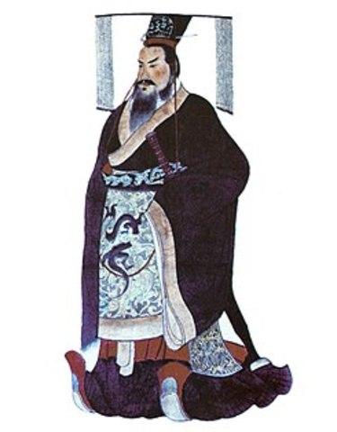 El emperador Shi