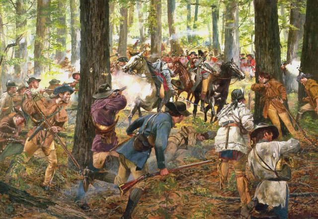 Battles of King Mountain, S.C.