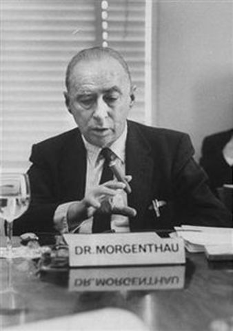 Hans J. Morgenthau - Politics among Nations