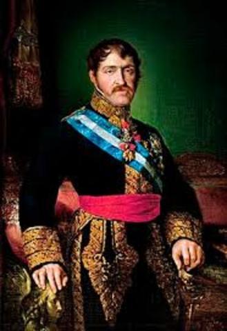 CARLOS MARÍA ISIDRO OF BORBÓN