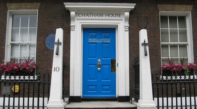 A Chatham House megalakulása