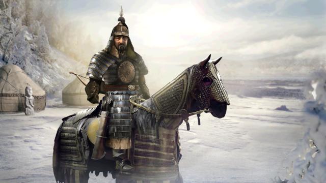Kuchum ascended to the throne, becoming Kuchum Khan