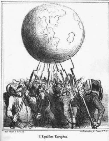 A nemzetközi rendszer anarchikussága