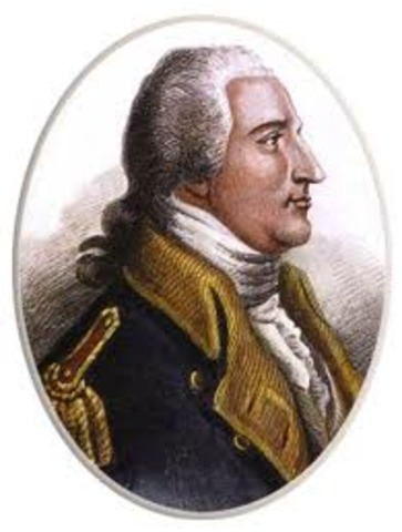 General Benedict Arnold commits treason