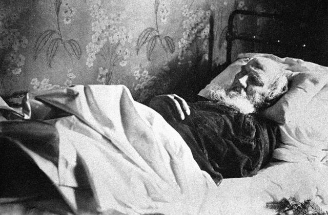 Смерть Л.Н.Толстого