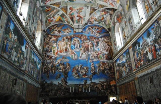 Siglo de oro de Italia.