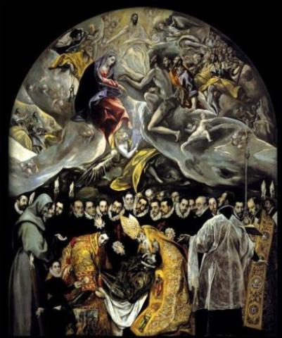 Siglo de oro de España