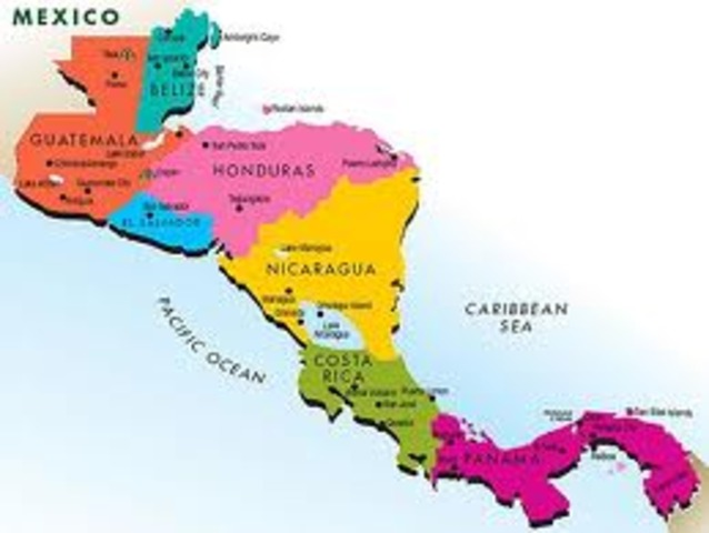 Central America Independence