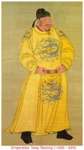 Antiguo Imperio Chino. Dinastia Tang