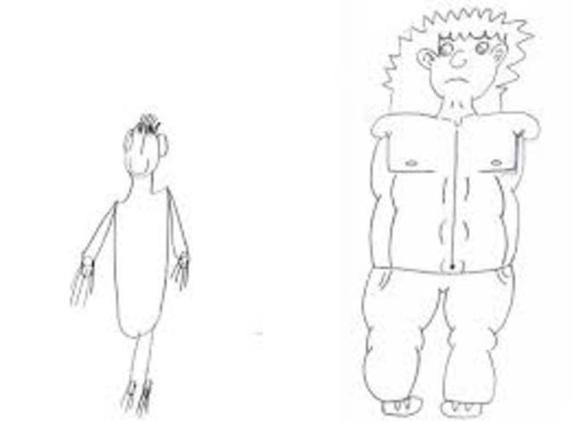 Prueba del Dibujo de la Figura Humana.