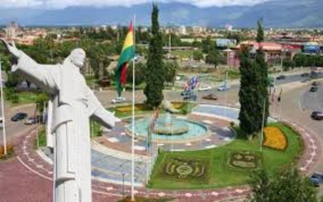 Segunda fundación de la ciudad de Cochabamba