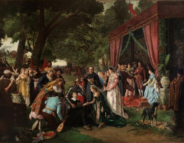 Acude a la boda de Camacho y Quiteria.