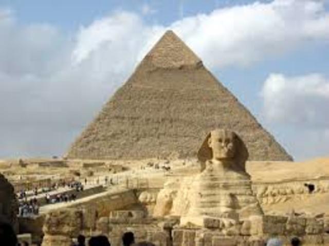 Caída del antiguo Egipto