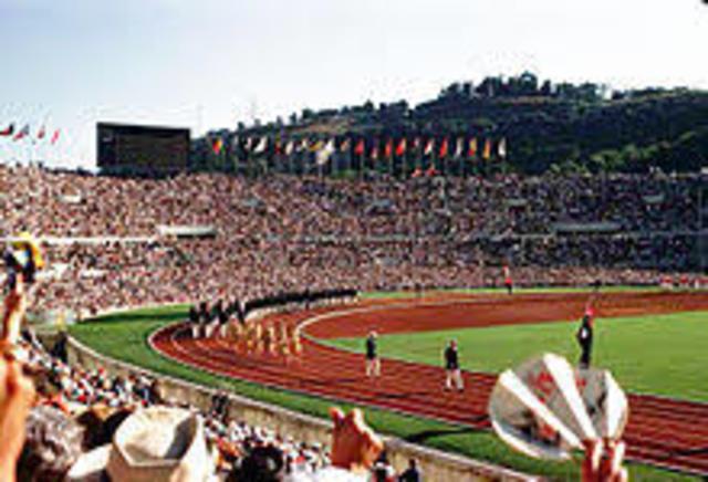 Decimoséptimos juegos olímpicos