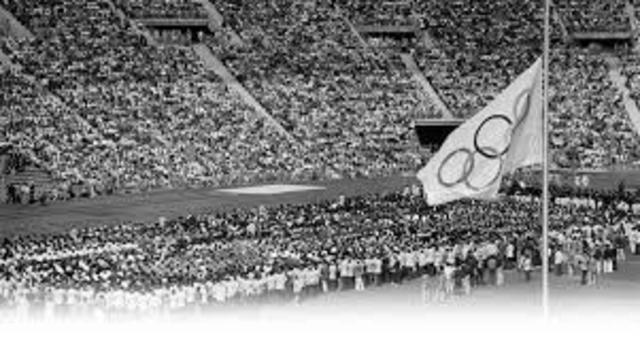 Vigésimos juegos olímpicos