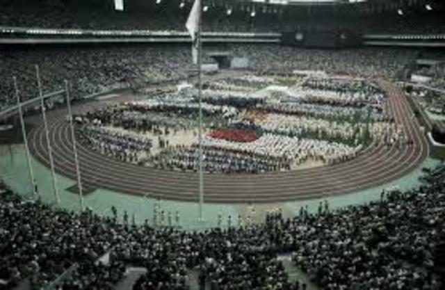 Vigesimoprimeros  juegos olímpicos