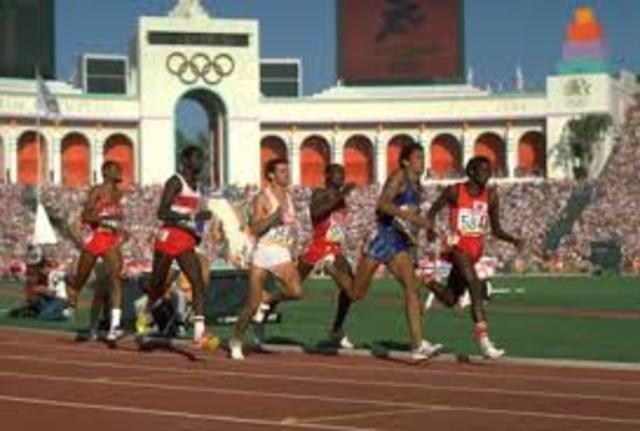 Vigesimoterceros juegos olímpicos