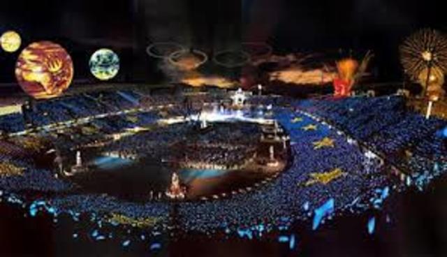 Vigésimoquintos juegos olímpicos