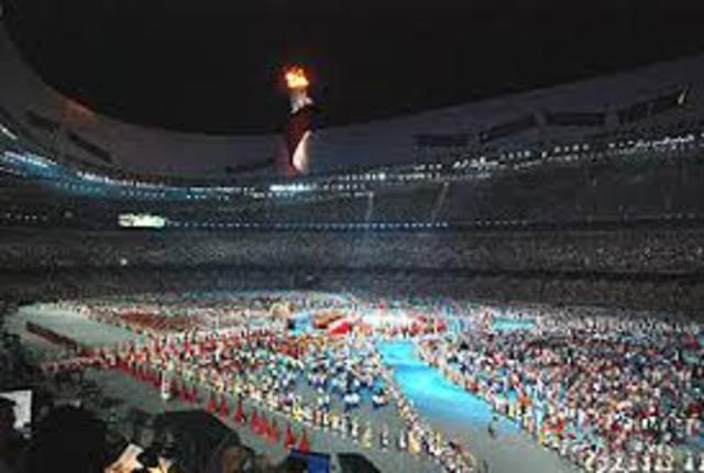 Vigésimonovenos juegos olímpicos