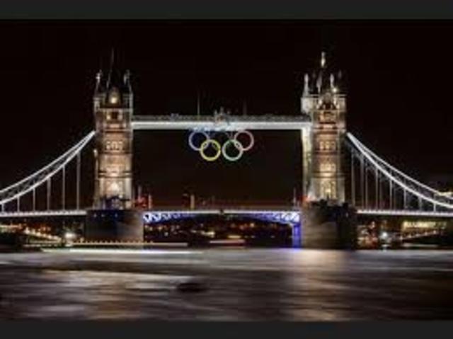 Trigésimos juegos olímpicos