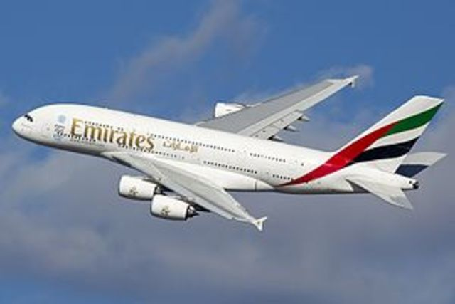 A380 first commercial flight