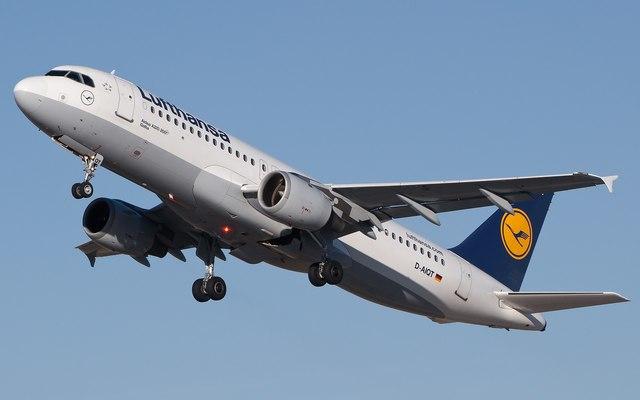 A320 first flight