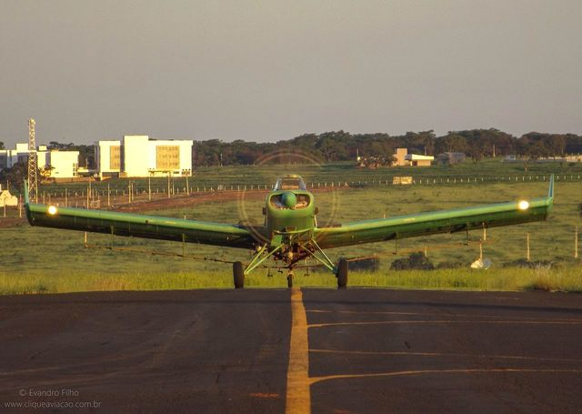 Embraer unveils EMB 202 Ipanema alcohol powered airplane