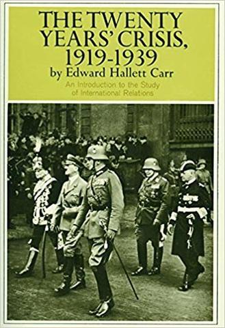 E. H. Carr: The Twenty Years' Crisis című művének megjelenése