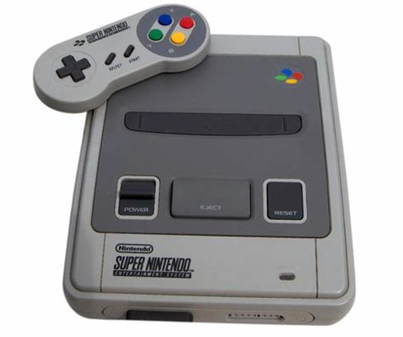 Nintendo releases the Super NES