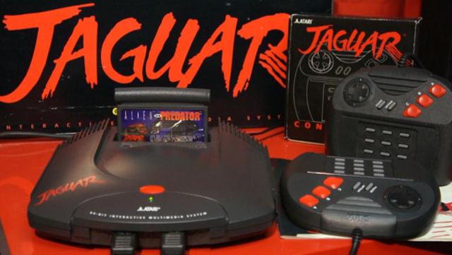 The addition of the Atari Jaguar