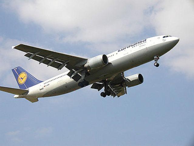 A300 first flight