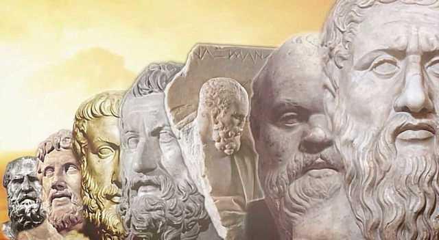 Grecia. Cuna de la FIlosofia y el pensamiento.