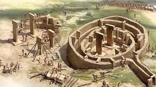 Göbekli Tepe (11,000-8000 BCE)