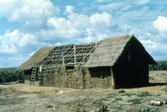 Langweiler longhouse (5500-5000 BCE)