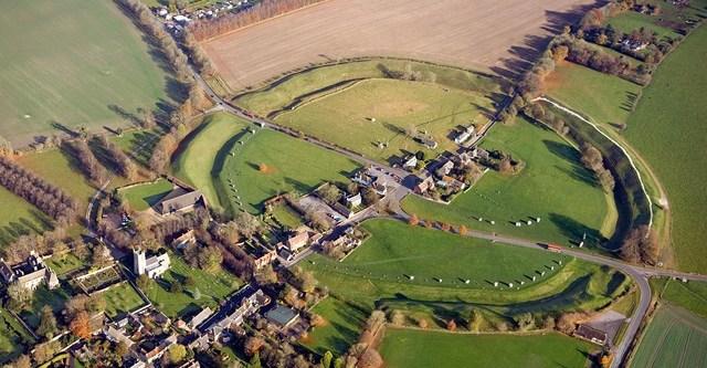 Avesbury circle (3600-2500 BCE)