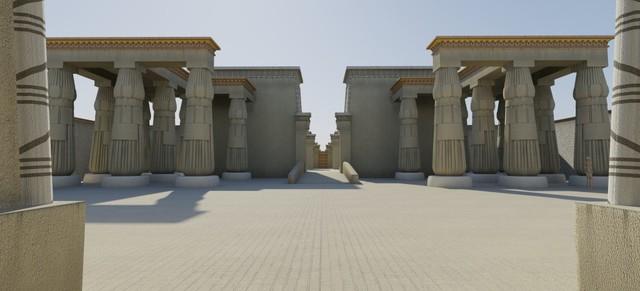 Temple of Aten