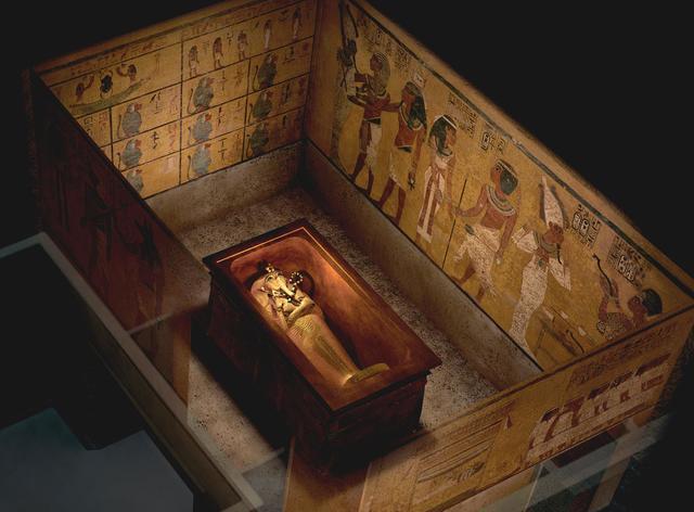 Tomb of King Tutankhamen