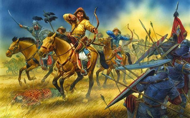 Imperio Mongol domina Asia