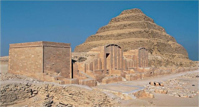 Mortuary Complex of Djoser