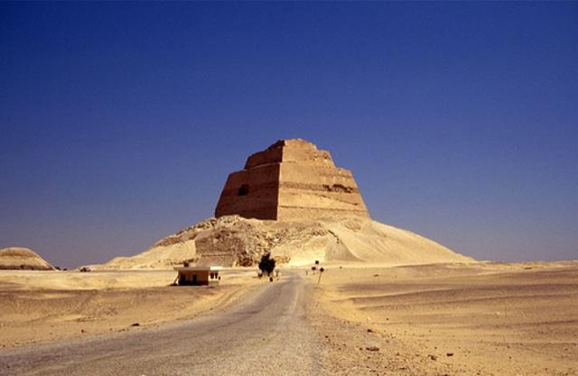 Stepped Pyramid of Sneferu