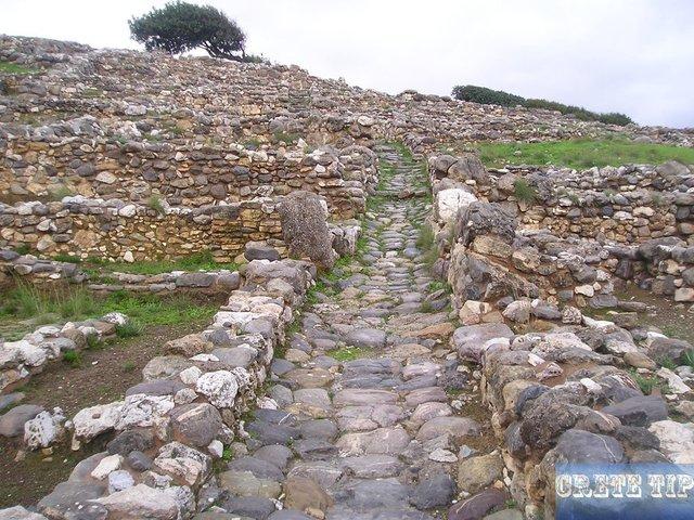 Gournia (1600-1100 BCE)
