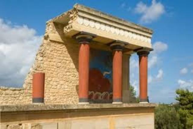 Knossos/Palace of Minos