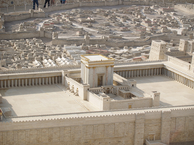 The Second Temple of Jerusalem