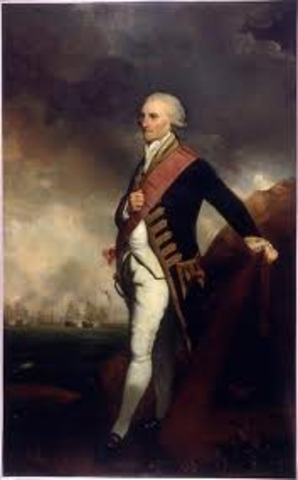 Washington named Commanderand Cheif of Continental Army